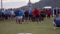 MCIPAC Headquarters and Support Battalion Field Meet 2019