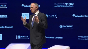 "NATO Deputy Secretary General Addresses the ""NATO Engages: Innovating the Alliance"" Conference"