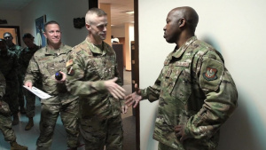 Chief Master Sergeant selection notification - SMSgt Bryan Dubose