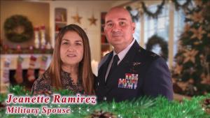 Colonel Ramirez Holiday Message