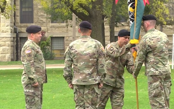 CSM Torres onboard as CSM Ulloth moves onto IMCOM headquarters