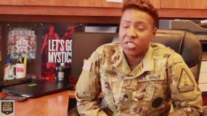 Get to Know Recruiter Sgt. Marion Mann