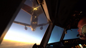 ADAB KC-10 Extenders filling the skies in support of Operation Inherent Resolve