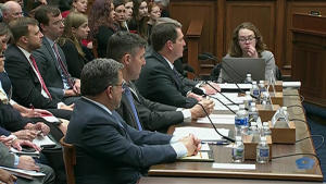 Contractors Testify at House Subcommittee Hearing on Privatized Housing
