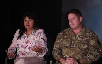 Resiliency with Major Brown and Family