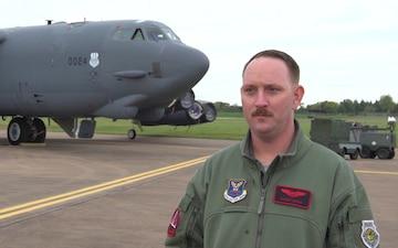 Bomber Task Force 20-1 interviews