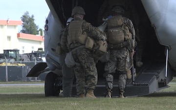 31st MEU on and off drills