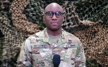 Holiday Greeting - 1LT Wesley Satterwhite