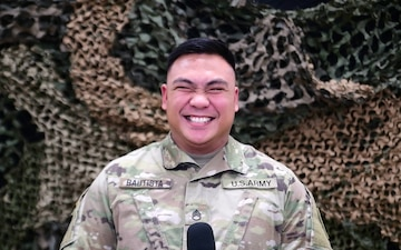 Holiday Greeting - SSG John Bautista