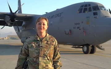 Lt. Col. Teri Neely holiday greeting - Brandon, MS