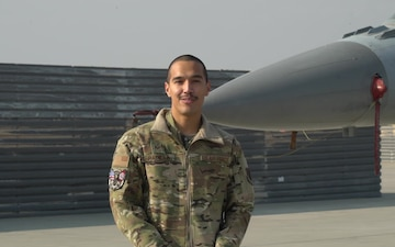 Staff Sgt. Luis Padilla holiday greeting - San Antonio, TX