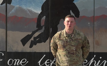 Staff Sgt. Joshua McLane holiday greeting - Mt. Pleasant, MI