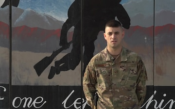 Staff Sgt. Joshua Harmon holiday greeting - Saline, MI