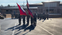 39th Infantry Brigade Combat Team change of command ceremony