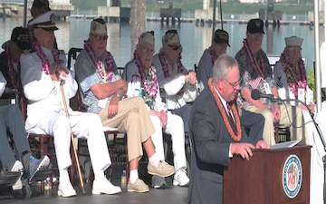 78th Anniversary Pearl Harbor Remembrance Commemoration