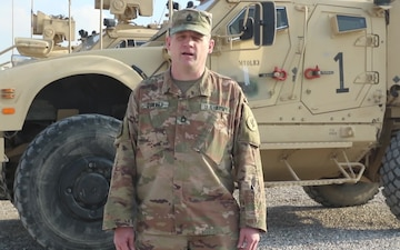Sgt. 1st Class Dwayne Downey from Des Moines, IA