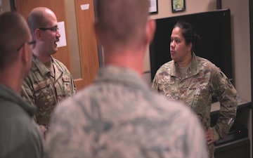 Tech. Sgt. Ashley Shetland: 110th Wing Occupational Safety Specialist