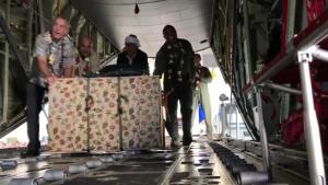 Operation Christmas Drop 2019 kicks off at Andersen AFB Guam