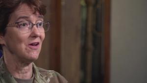 AFMC Mentoring - Lt. Gen. Jacqueline D. Van Ovost