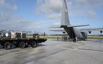 Operation Christmas Drop: Yokota Airmen B-roll
