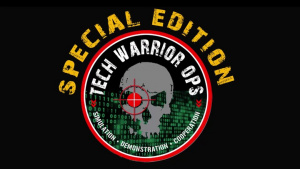 Tech Warrior OPS - Special Edition