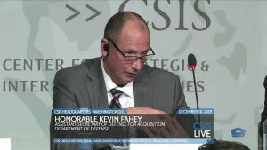 DOD Official Discusses U.S.-South Korean Industrial Partnership