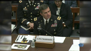 Military Leaders Testify on Recruiting and Retention