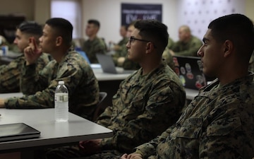 2nd MAW CBRN Marines participate in radiological training course