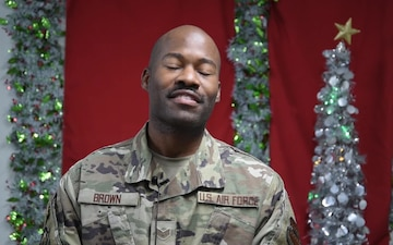 SSgt Anthony Brown