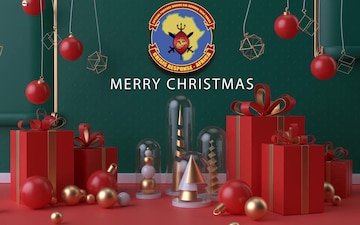 Merry Christmas from SPMAGTF-CR-AF 20.1