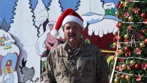 Sgt Aaron Gordon Holiday Greeting 2019