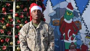 SGT Malik Collins Holiday Greeting 2019