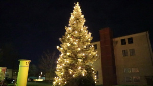 Storck Barracks Tree Lighting Ceremony