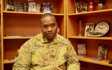 Get to Know Recruiter Staff Sgt. McFarlane