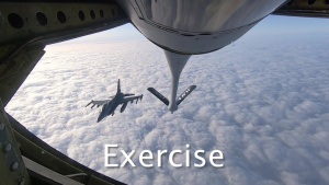 Allied Combat Lethality Exercise Refuelling