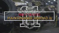 Pride of the Pacific: Maintenance Abroad III