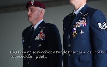 Two Airmen awarded Silver Star