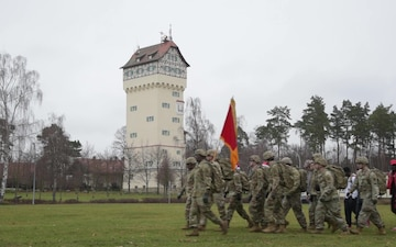 Toy Drop at 7th Army Training Command, Grafenwoehr, Germany