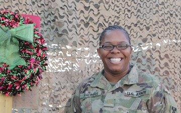 Maj. Sandra R. Thomas