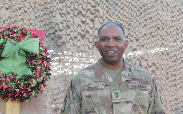 Master Sgt. Timothy Small