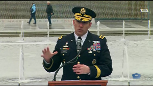 National WWII Memorial Event Commemorates Battle of the Bulge Anniversary