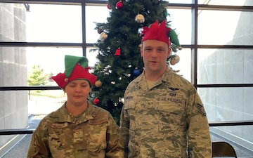121 Air Refueling Wing Holiday Shoutout