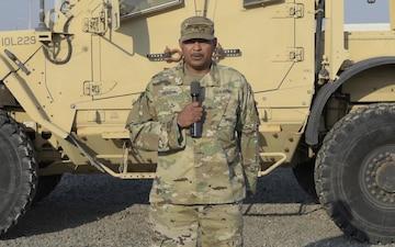 Sgt. Herman Benson