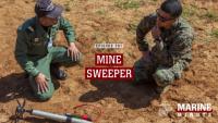 Marine Minute: Mine Sweeper