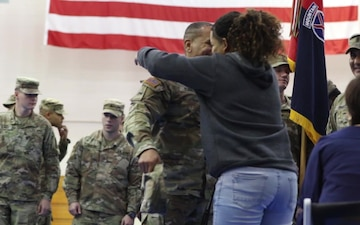 Welcome Home Patriots