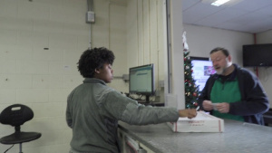 Post Office Volunteers
