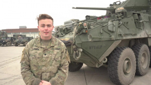 Holiday season hometown shout out: Spc. Thomas Latham