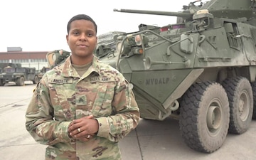 Holiday season hometown shout out: Sgt. Sophia Auguste