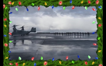 Merry Christmas and Happy Holidays from the 24th MEU.