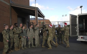 62nd Airlfit Wing Leadership Holiday Video